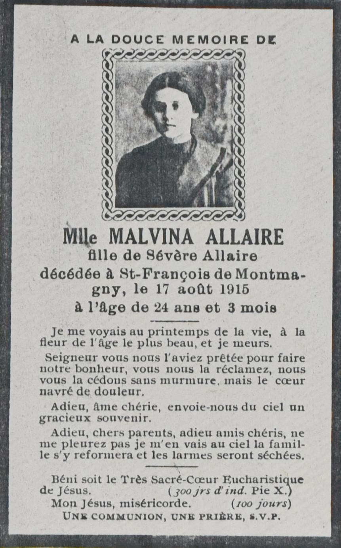A- Noms de familles débutant par « A »   Louis-Marie ...